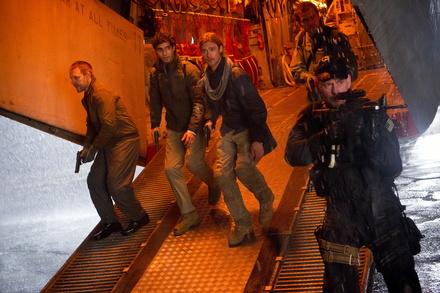 """Auch in Deutschland ein Kinohit: """"World War Z"""" mit Brad Pitt (Bild: Paramount)"""
