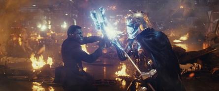 """Auch in Großbritannien die neue Nummer eins: """"Star Wars: Die letzten Jedi"""" (Bild: Walt Disney)"""