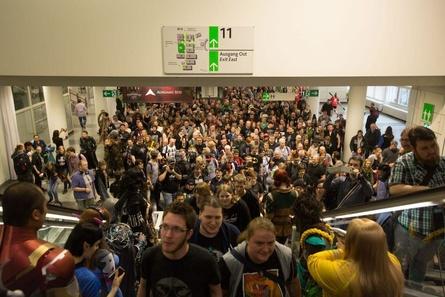 Auch letztes Jahr zog die Role Playing Convention eine Menge Besucher an (Bild: RPC)