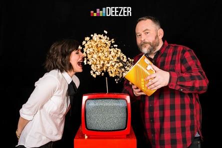 Aushängeschilder für eine Podcast-Eigenproduktion von Deezer: Sarah Kuttner und Stefan Niggemeier (Bild: Deezer)
