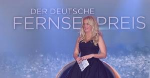 Barbara Schöneberger moderiert die Verleihung des Deutschen Fernsehpreises (Bild: Sascha Baumann)