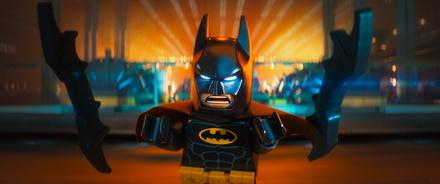 """Batman greift in """"The Lego Batman Movie"""" auf Platz zwei ein (Bild: Warner Bros.)"""