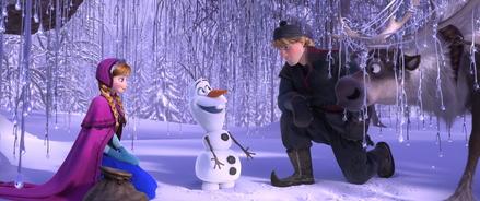 """Begeistert das Publikum: """"Die Eisk�nigin - V�llig unverfroren"""" (Bild: Walt Disney)"""