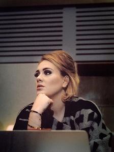 Bei Alben und Songs weiter spitze: Adele (Bild: Alexandra Waespi)