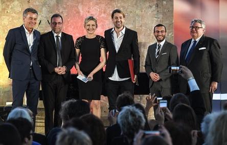 Musikwoche News David Garrett Nahm Frankfurter Musikpreis In Empfang