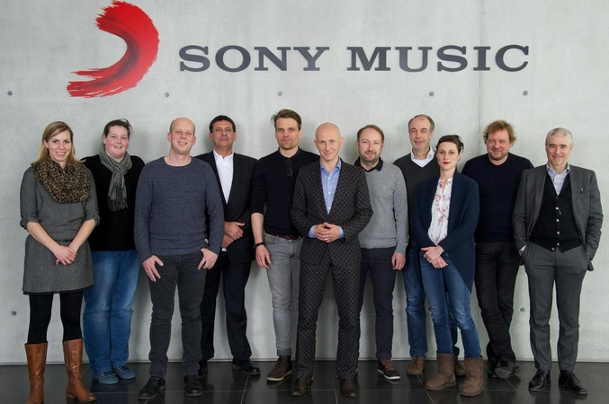 MusikWoche | News | Helmut Lotti unterschreibt bei Sony Music