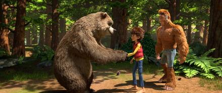 """""""Bigfoot Junior"""" startet unter den besten Zehn (Bild: Studiocanal)"""