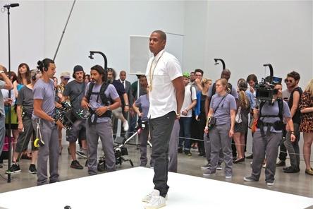 Bleibt die Nummer eins: Jay Z (Bild: Universal Music)