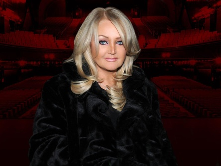 Bringt ihr raues Timbre im Herbst 2016 auf deutschen Bühnen zur Geltung: Bonnie Tyler (Bild: Bandpick Limited)