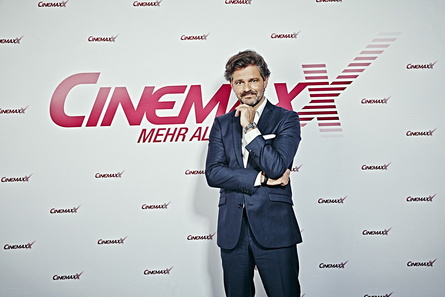 Cinemaxx-Geschäftsführer Carsten Horn (Bild: Gert Krautbauer)