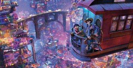 """""""Coco"""" ist die klare neue Nummer eins (Bild: Walt Disney)"""