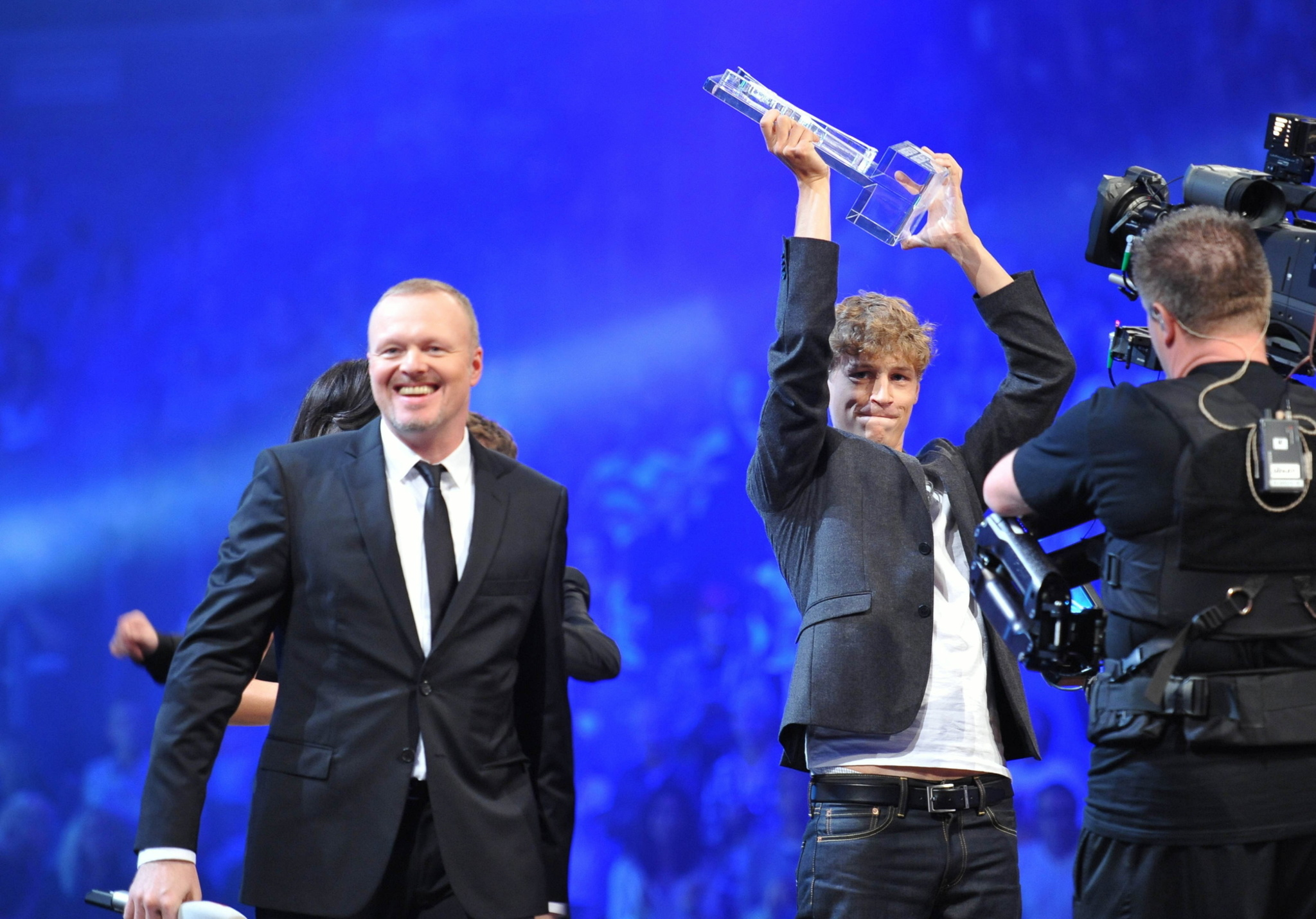 Tim Bendzko Gewinnt Bundesvision Song Contest