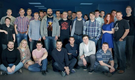 Das Team von Playkey (Bild: Playkey Homepage)