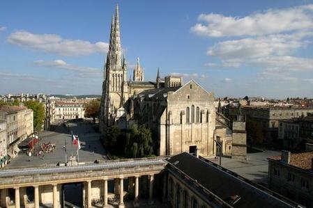 Das Zentrum von Bordeaux (Bild: Thomas Sanson/Mairie de Bordeaux)