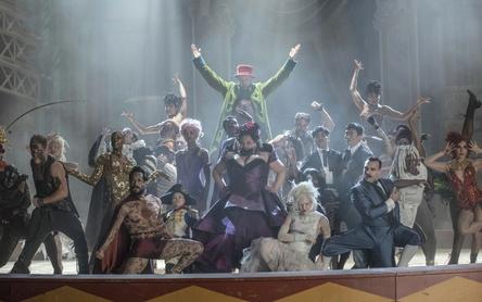 """Der Soundtrack hierzu bleibt der Knüller in Großbritannien: """"The Greatest Showman"""" (Szenenfoto aus dem Kinofilm) (Bild: Fox)"""