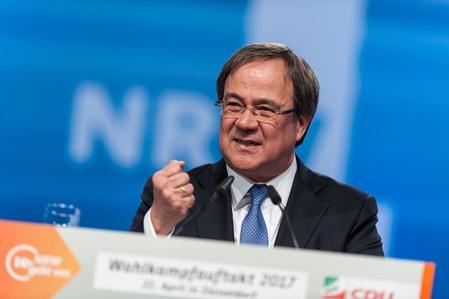 Designierter NRW-Ministerpräsidenten Armin Laschet (CDU) (Bild: NRW-CDU)