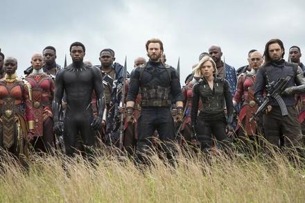 """Die """"Avengers"""" rocken auch an Wochenende drei (Bild: Walt Disney)"""