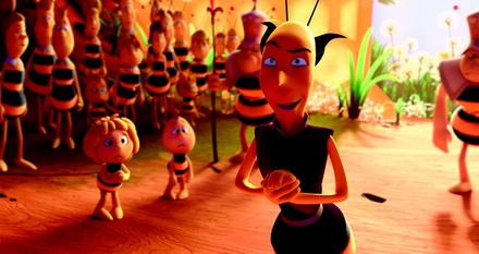 """""""Die Biene Maja 2"""" startete souverän in den Top ten (Bild: Universum Film (Walt Disney))"""