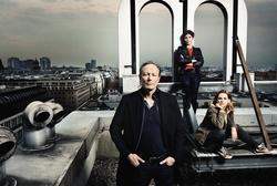 """Die erste Staffel von """"The Team"""" ist jetzt auch auf """"Cirkus"""" verfügbar (Bild: ZDF/MathiasBothor)"""