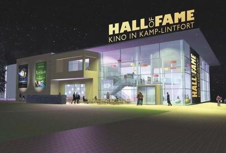 """Die """"Hall of Fame"""" in Kamp-Lintfort zählt zu den geförderten Neubauten (Bild: Consulthies)"""