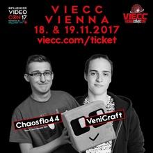 Die Influencer Video Con wird erneut Teil der VIECC (Bild: VIECC/F. Semmelmeter 2017)