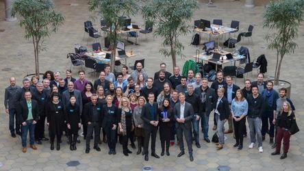 Die Jury des Deutschen Computerspielpreis 2018 (Bild: BMVI)