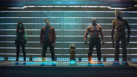 "Die neue Nummer eins der deutschen Kinocharts: ""Guardians of the Galaxy"" (Bild: Walt Disney)"