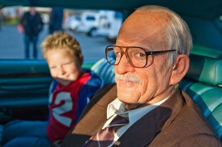 """Die neue Nummer eins der deutschen Kinocharts: """"Jackass presents: Bad Grandpa"""" (Bild: Paramount)"""