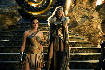 """Die neue Nummer eins in Deutschland: """"Wonder Woman"""" (Bild: Warner)"""