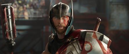 """Die neue Nummer eins in Großbritannien: """"Thor: Tag der Entscheidung"""" (Bild: Walt Disney)"""
