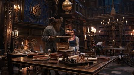 """""""Die Schöne und das Biest"""" wurde den hohen Erwartungen gerecht (Bild: Walt Disney)"""