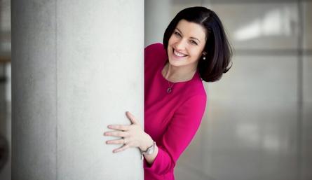 Dorothee Bär, Parlamentarische Staatssekretärin und Verfechterin der Gamesbranche (Bild: Bär/ToKo)