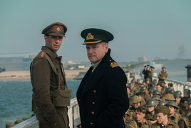 """""""Dunkirk"""" zählt in Großbritannien zu den Erfolgsproduktionen des vergangenen Jahres (Bild: Warner)"""