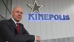 Eddy Duquenne, Ko-CEO der Kinepolis-Gruppe (Bild: Kinepolis)