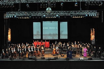 Eine LEA-gekrönte Erfolgsproduktion aus dem Hause MSK Meistersinger: »Ich Judas« mit Ben Becker (Bild: Kerstin Kroh)