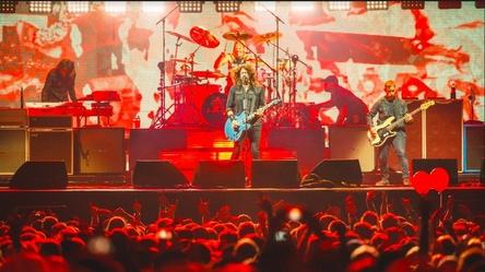 Einer der Headliner des Lollapalooza Berlin: die Foo Fighters (Bild: FRHUG)