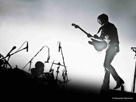 Eines der potenziellen Highlights: Franz Ferdinand live (Bild: Alexander Matukhno)
