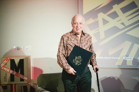 Entdeckte Acts wie Madonna oder die Ramones: Seymour Stein hier auf der Tallinn Music Week 2013 (Bild: Kristel Aija)