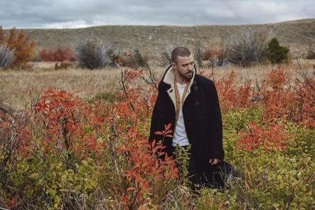 Erfolgreich in seiner neuen Inkarnation als Naturbursche: Justin Timberlake (Bild: Sony Music)