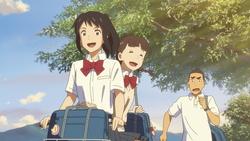 """Erscheint Mitte Mai: Der Anime-Hit """"Your Name."""" (Bild: Universum Film)"""