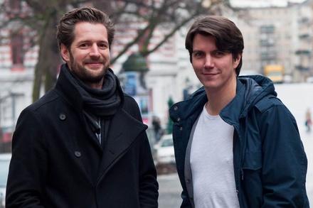 Fabian Maubach und Jochen Laube (Bild: Sommerhaus Filmproduktion)