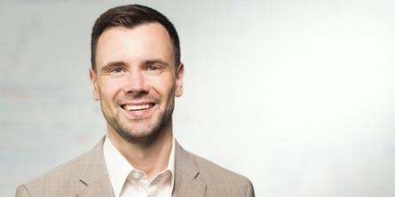 Felix Falk, Geschäftsführer des Bunderverband Interaktive Unterhaltungssoftware BIU, über den eSport (Bild: Dirk Mathesius)