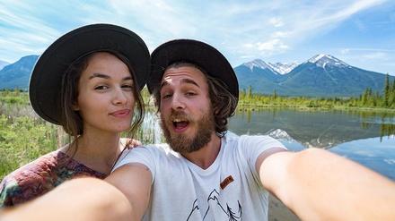 Felix Starck und Selima Taibi haben die Köryphäen Film gegründet (Bild: Felix Starck)