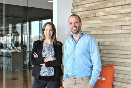Geben die Marke Ticketscript auf: die Eventbrite-Manager Elsita Meyer-Brandt und Frans Jonker (Bild: Eventbrite)