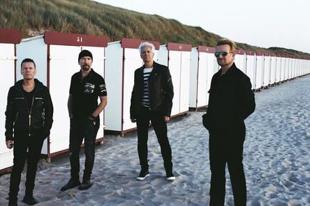 U2 spielt bei Europa-Tour dreimal in Deutschland, Start in Berlin