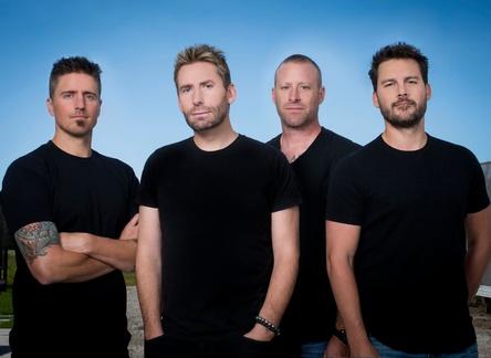 Gehören zum Portfolio von BMG in Kanda: die kanadische Band Nickelback (Bild: Richard Beland)