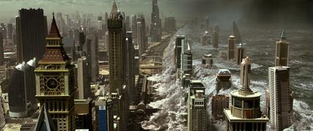 """""""Geostorm"""" hat Platz eins der britischen Kinocharts knapp verfehlt (Bild: Warner)"""