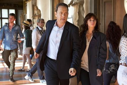 """Gestern die Nummer eins in Deutschland: """"Inferno"""" (Bild: Sony Pictures)"""