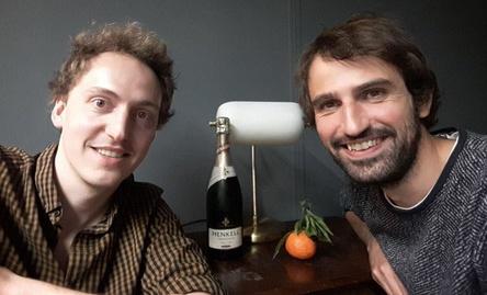 Haben sich selbstständig gemacht: Sebastian Król (links) und Arne Thamer (Bild: Sebastian Król)