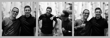 Haben sich zusammengerauft: Frank Stratmann (Geschäftsführer Groove Attack, links) und Thorsten Freese (Geschäftsführer Believe Germany) (Bild: Torsten Mewes, Believe Germany)
